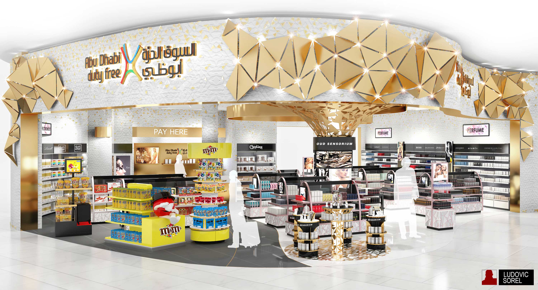 Aéroport Abou Dhabi